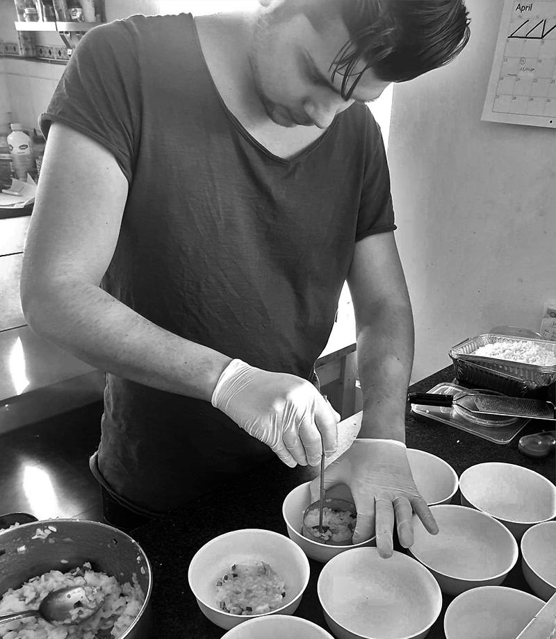 Kaay Verachtert, uw kok aan huis